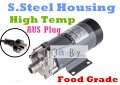 S.Steel High Temp Food Grade Magnetic Drive Pump Home Brew
