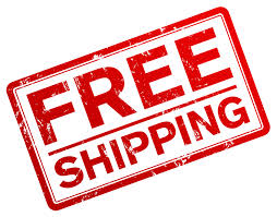 Always Free Shipping
